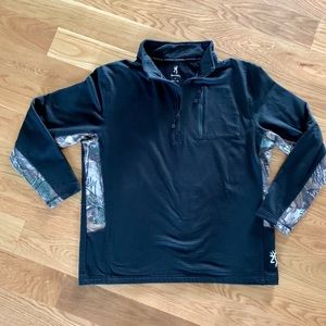 Men's Browning Pullover
